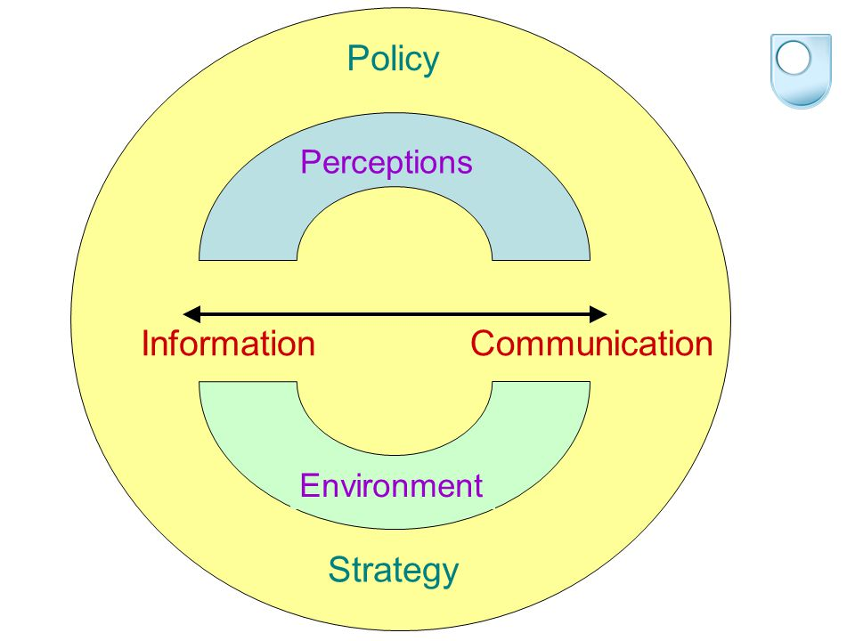 Policy Strategy InformationCommunication Perceptions Environment