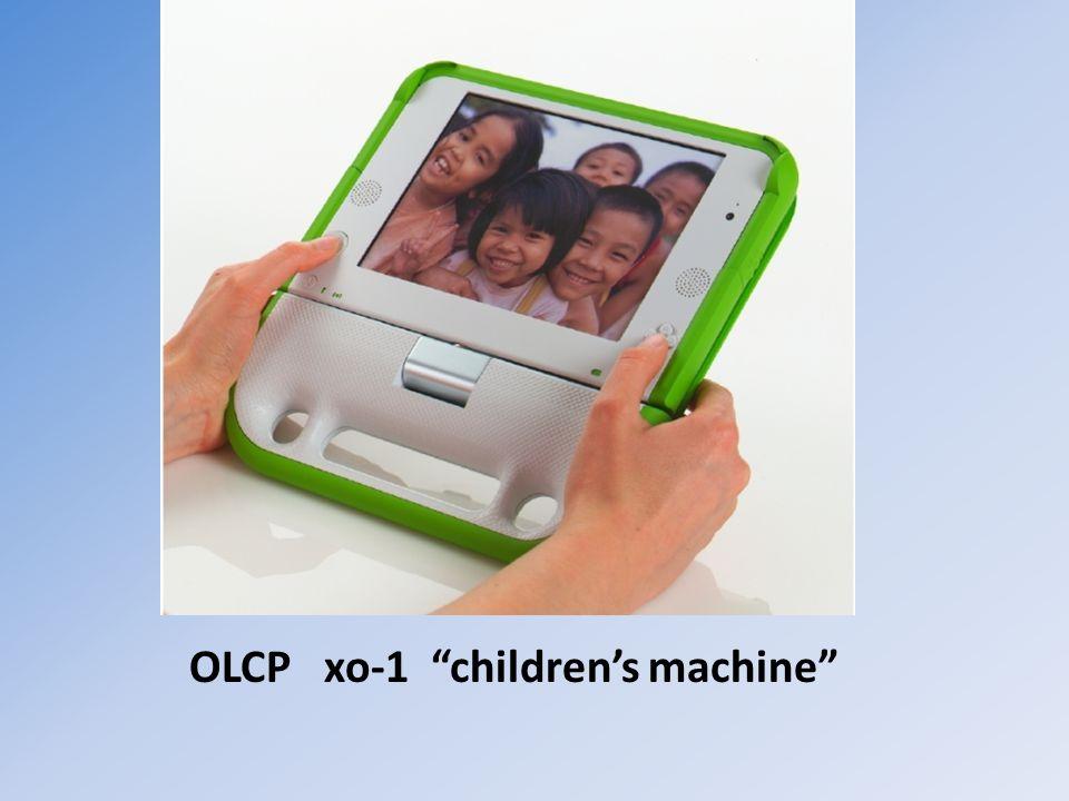 OLCP xo-1 childrens machine