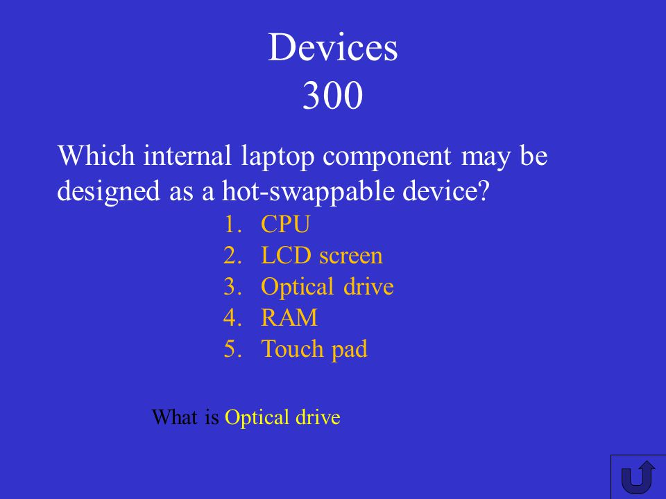Devices 200 What is PC ExpressCard Which type of interface do current laptops use to achieve similar expansion capabilities as desktops. 1.CardBus 2.P