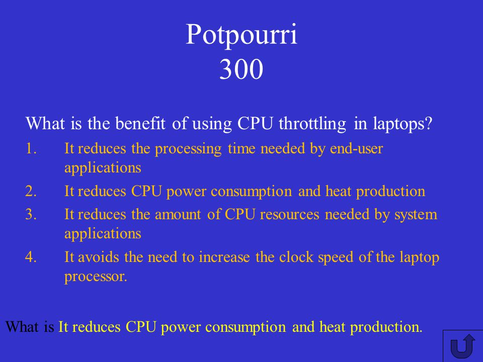 Potpourri 200 What is Docking station may have PCI slots for expansion cards and speakers.