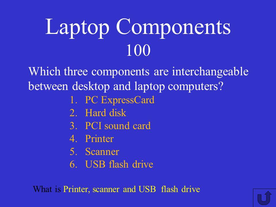 Laptop Components Devices Technical Help AcronymsPotpourri2 100100 200 300 400 500