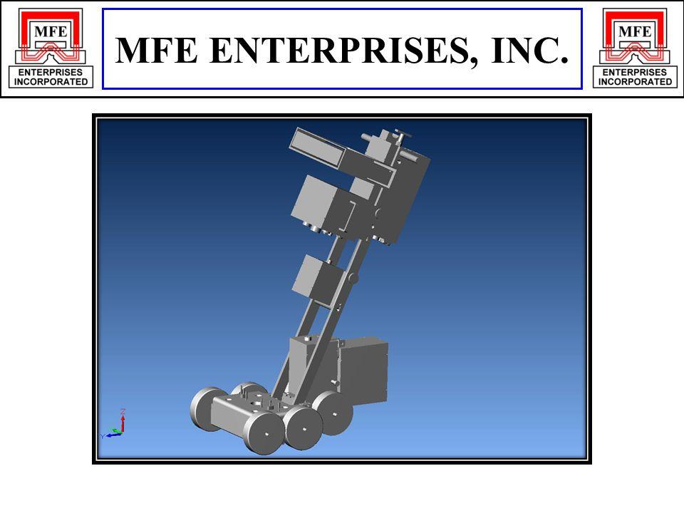 MFE ENTERPRISES, INC.