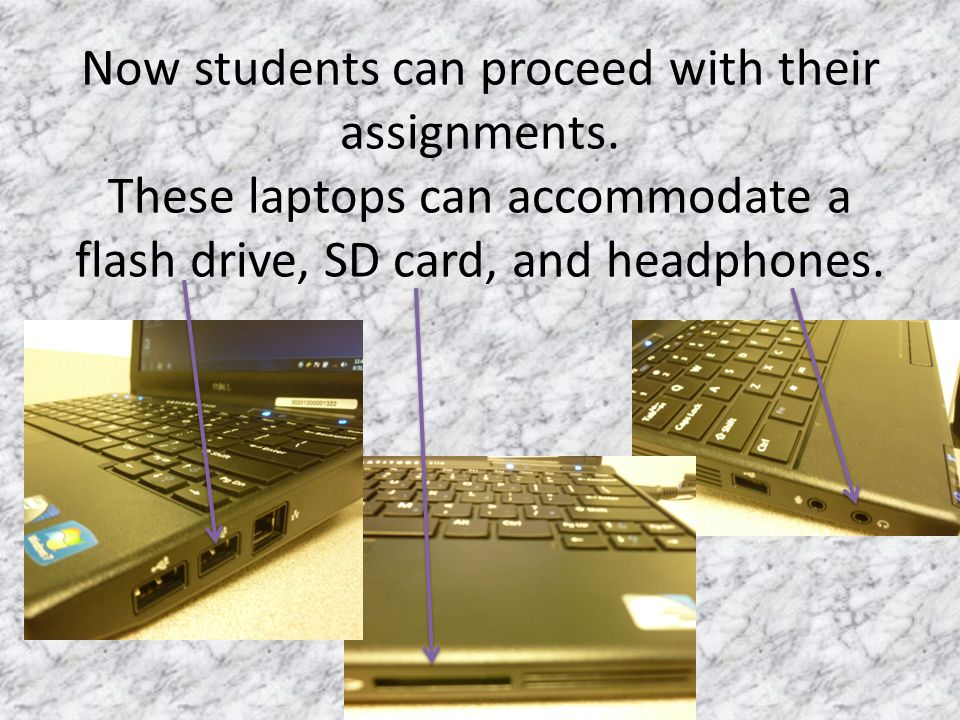 Now students can proceed with their assignments.
