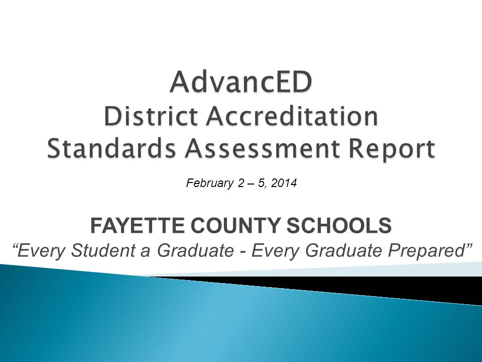Fayette County Team Leaders Executive Summary: Mrs.