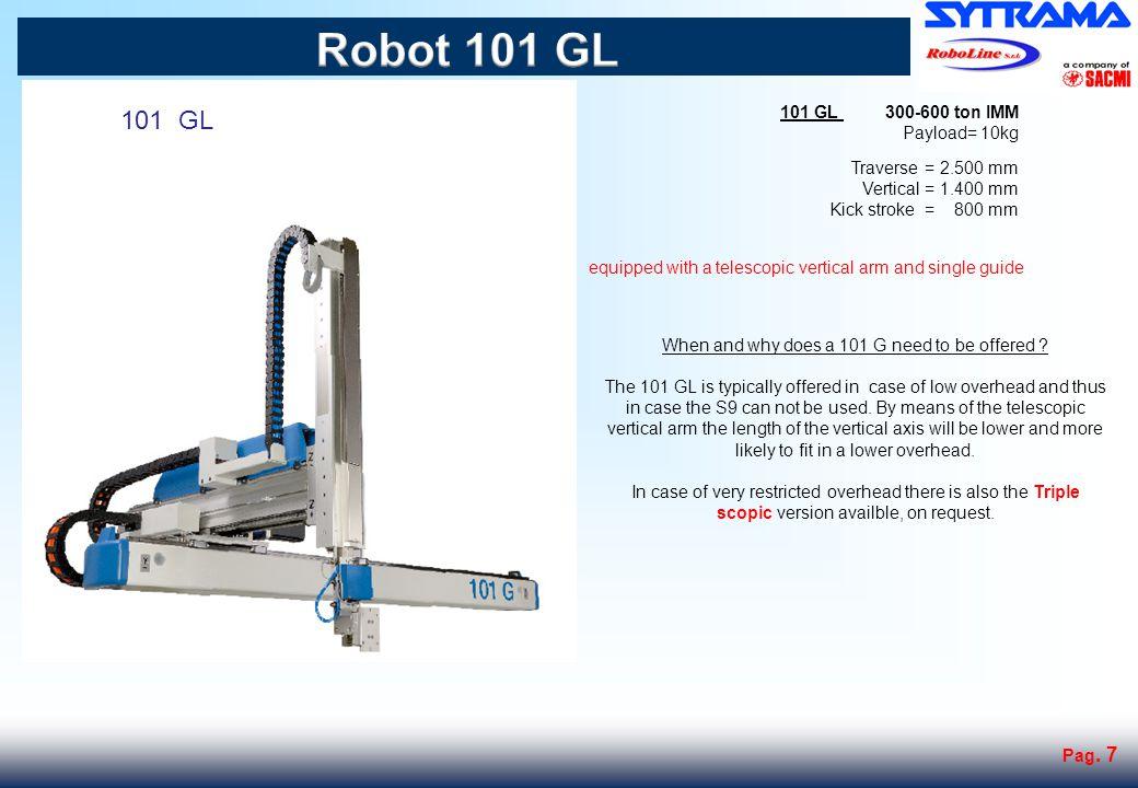 Pag. 8 ROBOT SERIES S10