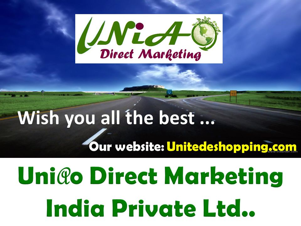 Wish you all the best... Our website: Unitedeshopping.com