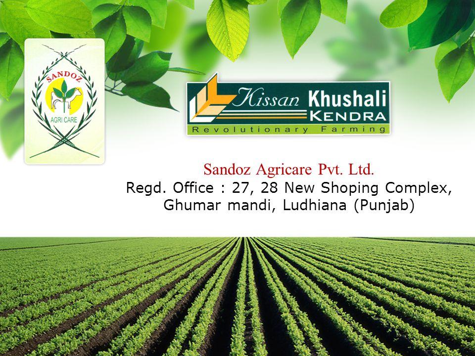 Sandoz Agricare Pvt. Ltd. Regd.