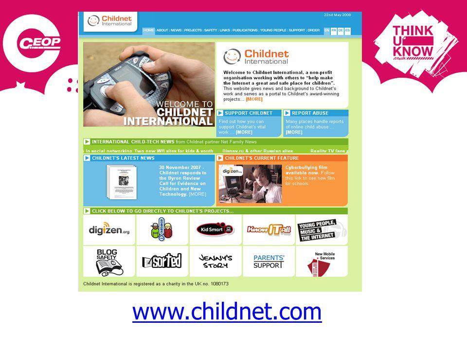 www.childnet.com
