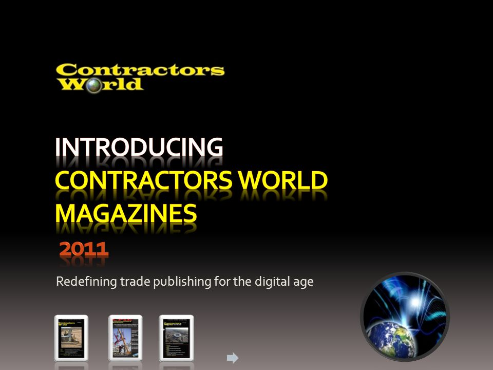 Redefining trade publishing for the digital age