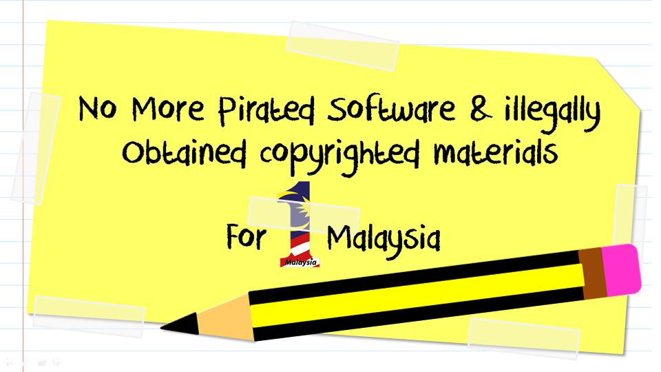Copyrighted material is any material that is protected by the copyright law.