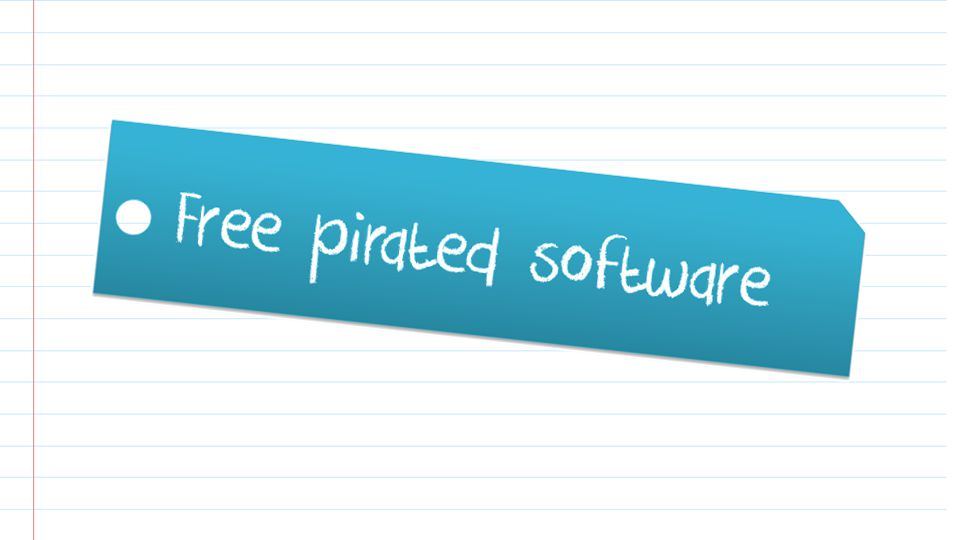 Paid pirated software Free pirated software