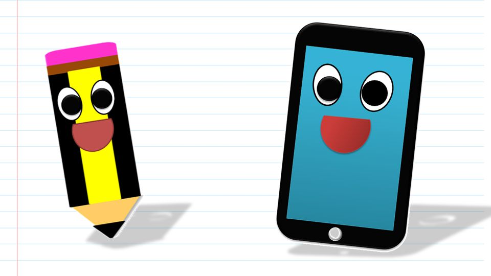 Hello! My name is Pencil. Hello! And my name is Tablet. Today, we are going to share a useful information and this information is specially dedicated