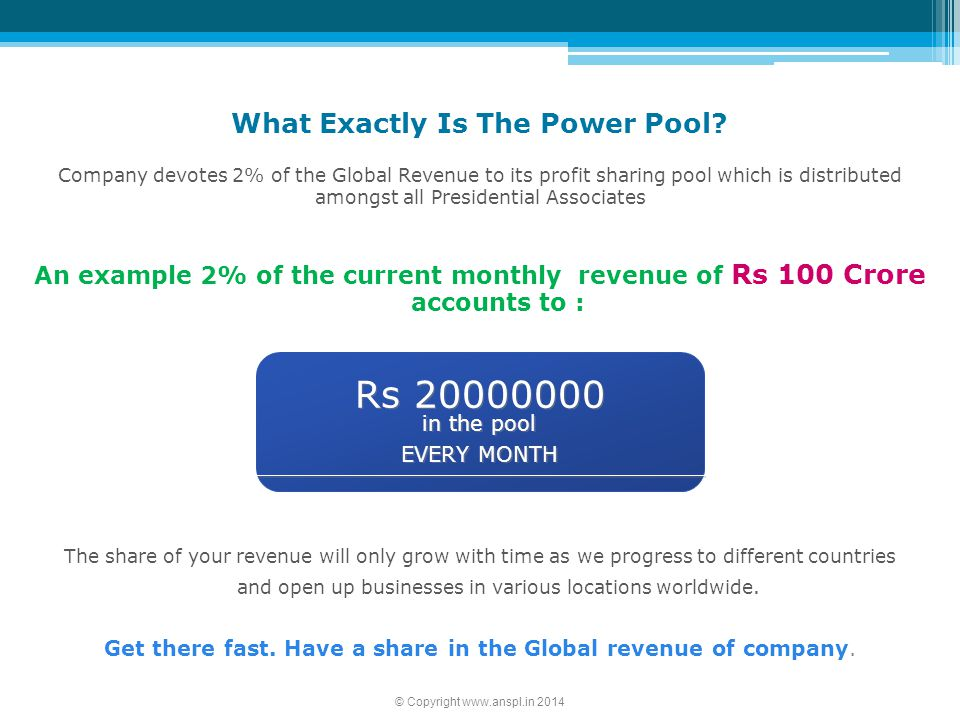What Exactly Is The Power Pool.