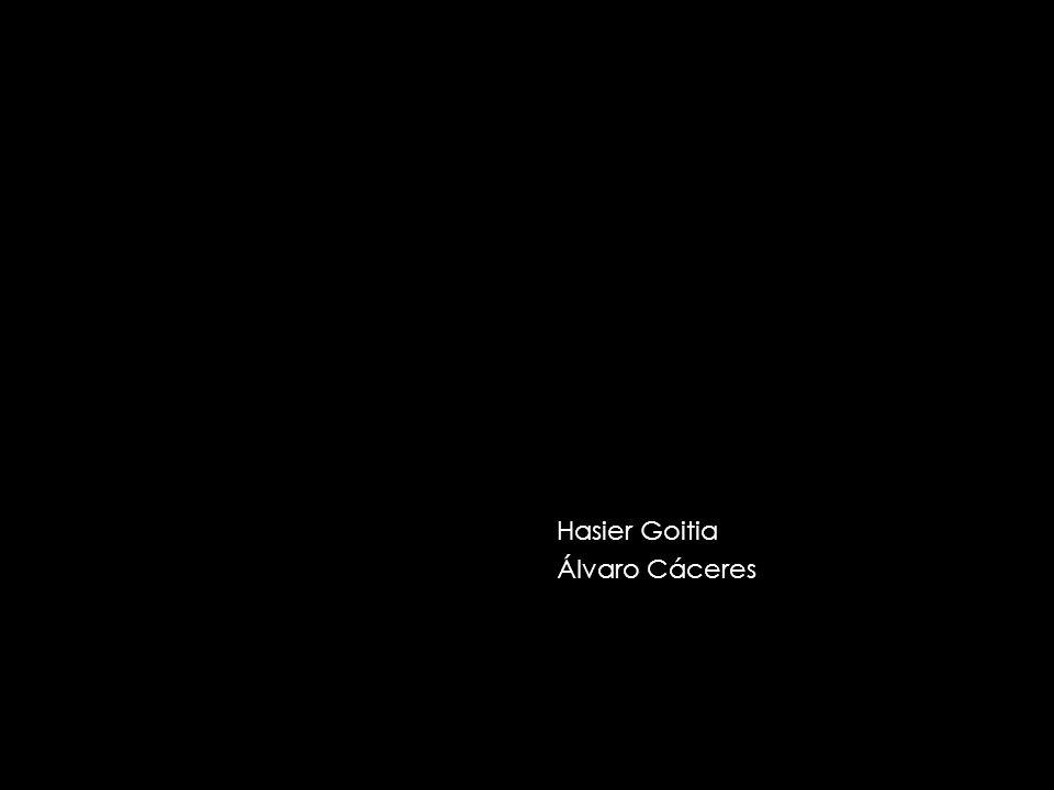 Hasier Goitia Álvaro Cáceres The End Hasier Goitia Álvaro Cáceres