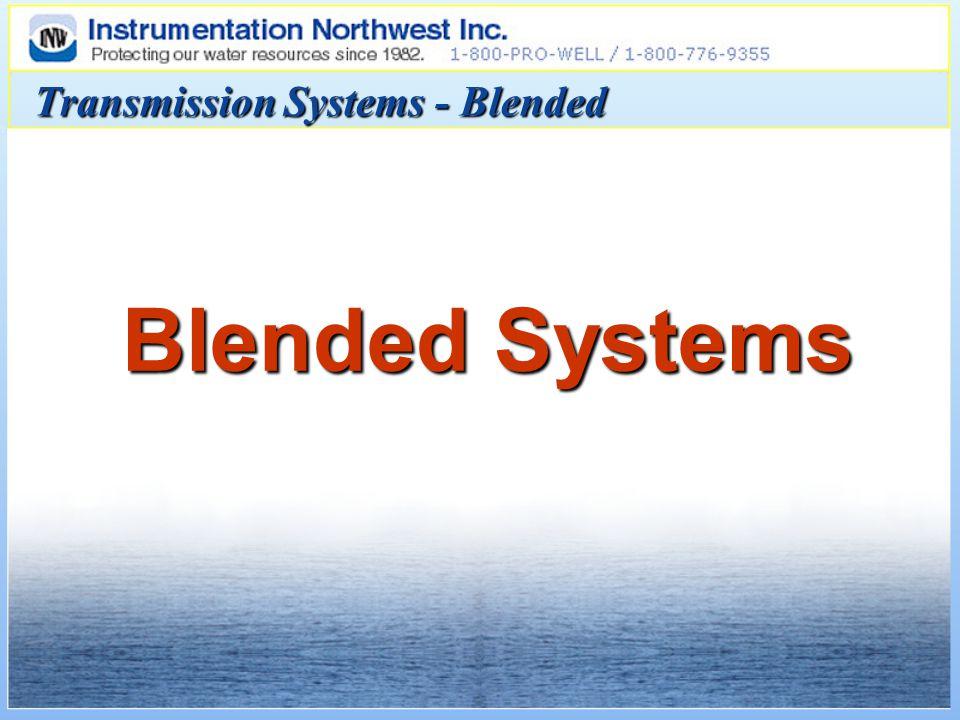 Transmission Systems - Blended Blended Systems