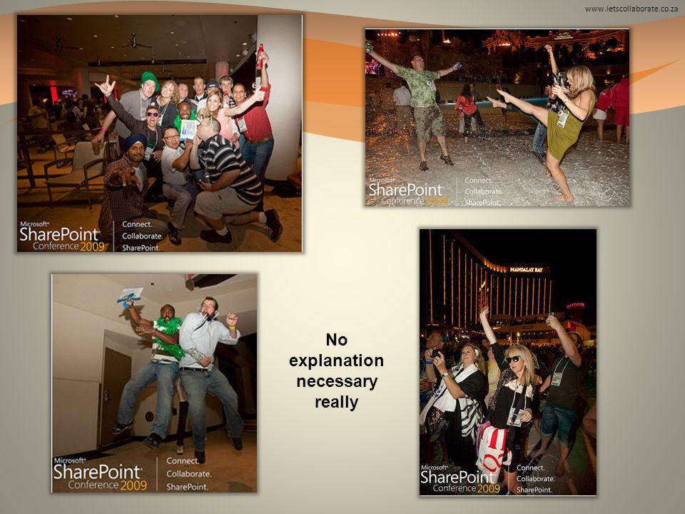www.letscollaborate.co.za No explanation necessary really
