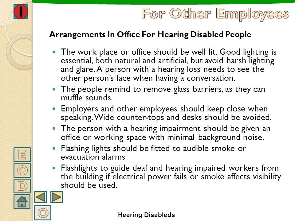 Prejudice of employers and other employees against disabled people. Discrimination and social exclusion. Problems due to ill treatment like, orally or