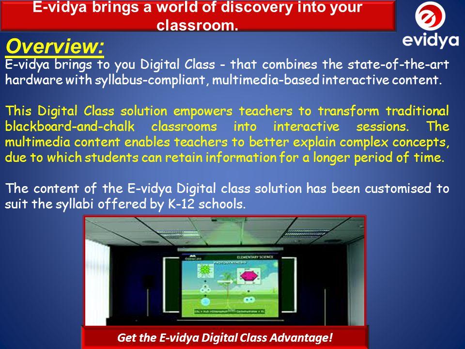 www.evidya.net.in