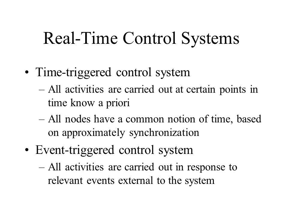 Time-Triggered vs.