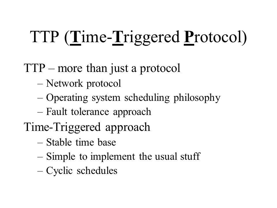 TTP Evaluation Cluster