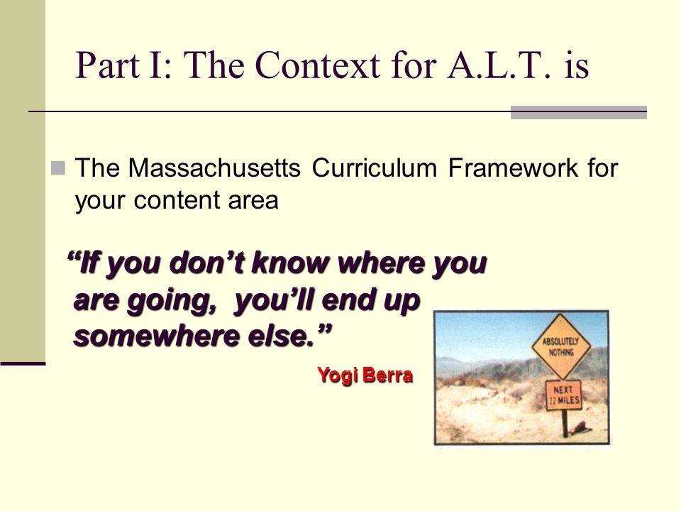 ALT is a complex concept made up of time on task, success rate, & allocated time; however, it is NOT simply a time-based concept.