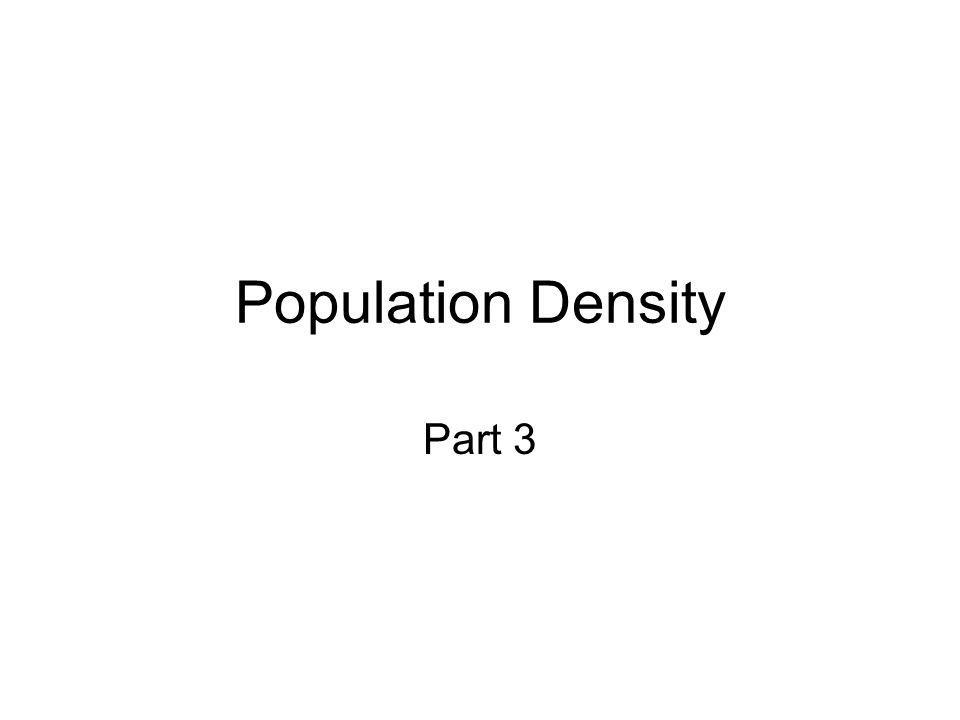 A town in S France has a population of 120,000 living in an area of 15km 2 What is the population density.