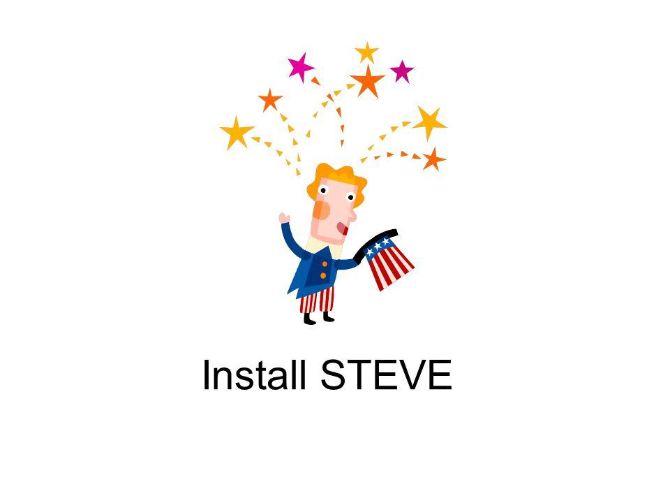 Install STEVE