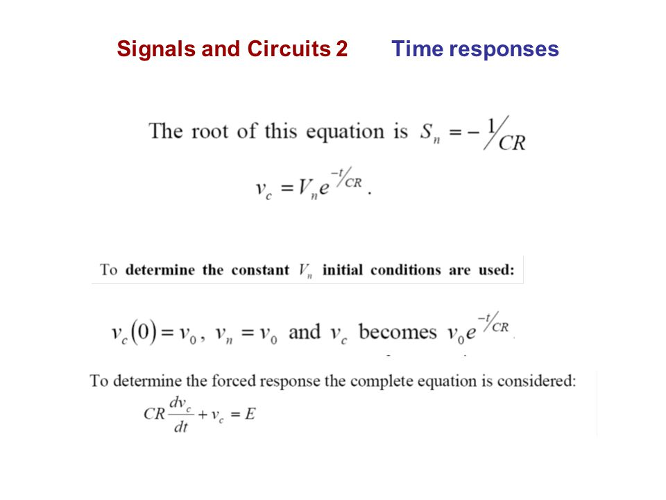 The standard method, known as the D-operator method could be used.