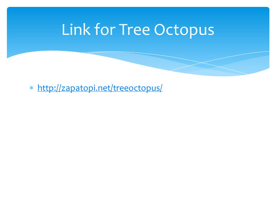 http://zapatopi.net/treeoctopus/ Link for Tree Octopus