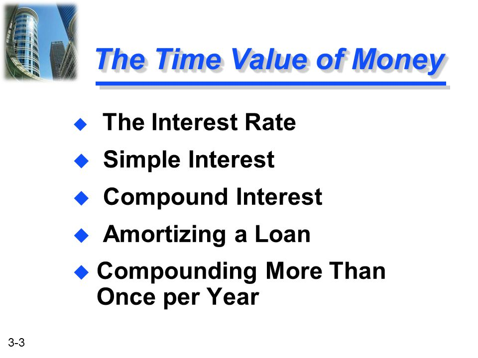 3-64 Group-At-A-Time (#1) 5 0 1 2 3 4 5 $600 $600 $400 $400 $100 $600 $600 $400 $400 $100 10% $1,041.60 $ 573.57 $ 62.10 $1,677.27 = PV 0 of Mixed Flow [Using Tables] $600(PVIFA 10%,2 ) = $600(1.736) = $1,041.60 $400(PVIFA 10%,2 )(PVIF 10%,2 ) = $400(1.736)(0.826) = $573.57 $100 (PVIF 10%,5 ) = $100 (0.621) = $62.10