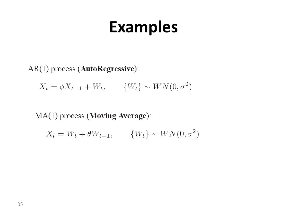 Examples 35