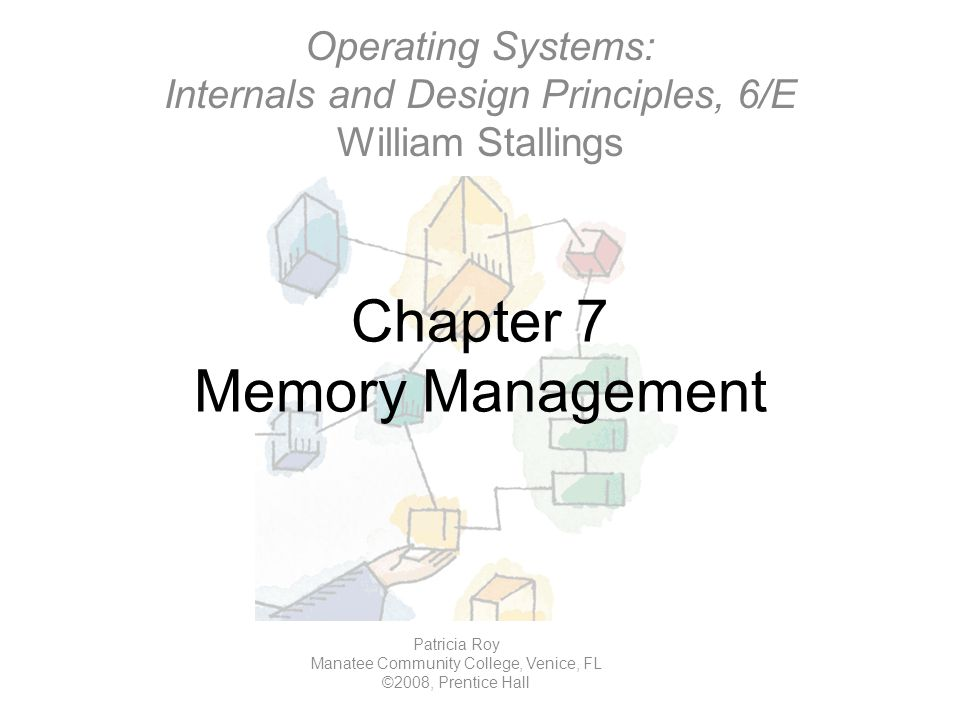 Memory Management Requirements Protection –Processes should not be able to reference memory locations in another process without permission –Impossible to check absolute addresses at compile time, must be checked at run time