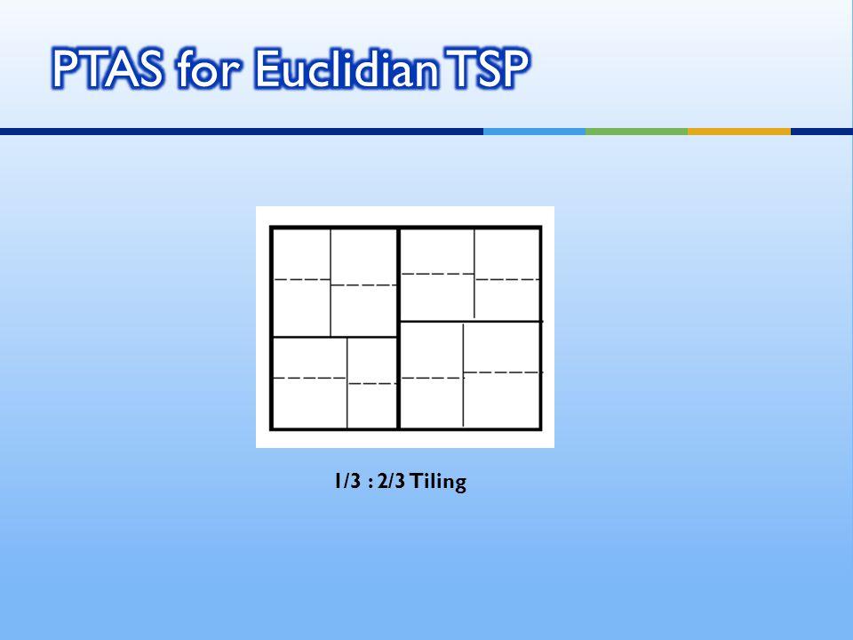 1/3 : 2/3 Tiling