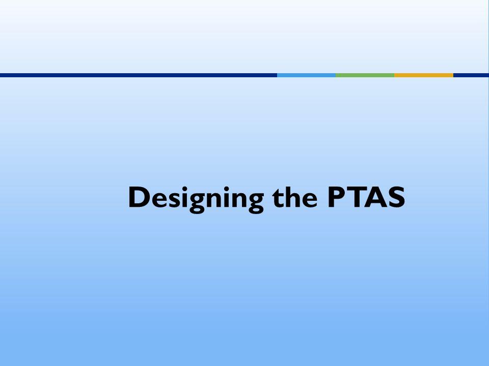 Designing the PTAS
