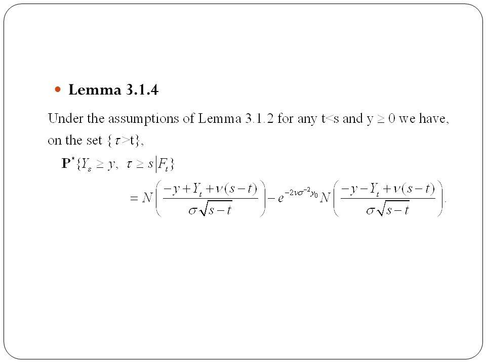 Lemma 3.1.4
