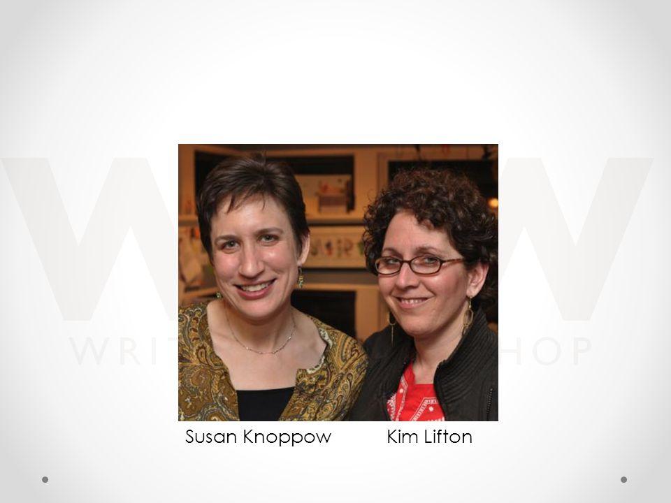 Susan KnoppowKim Lifton