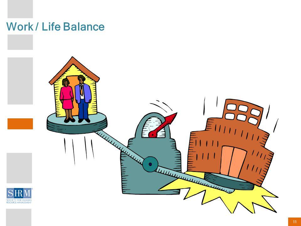 11 Work / Life Balance