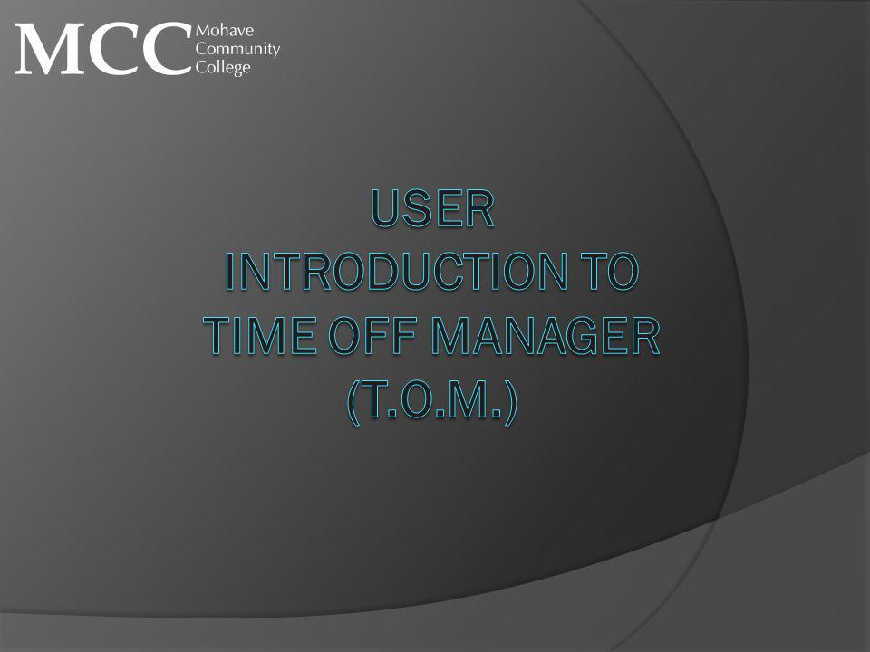 Login Page To access the Time Off Manager System, you will need to go to the following web address: https://www.timeoffmanage r.com/cpanel/login.aspx.