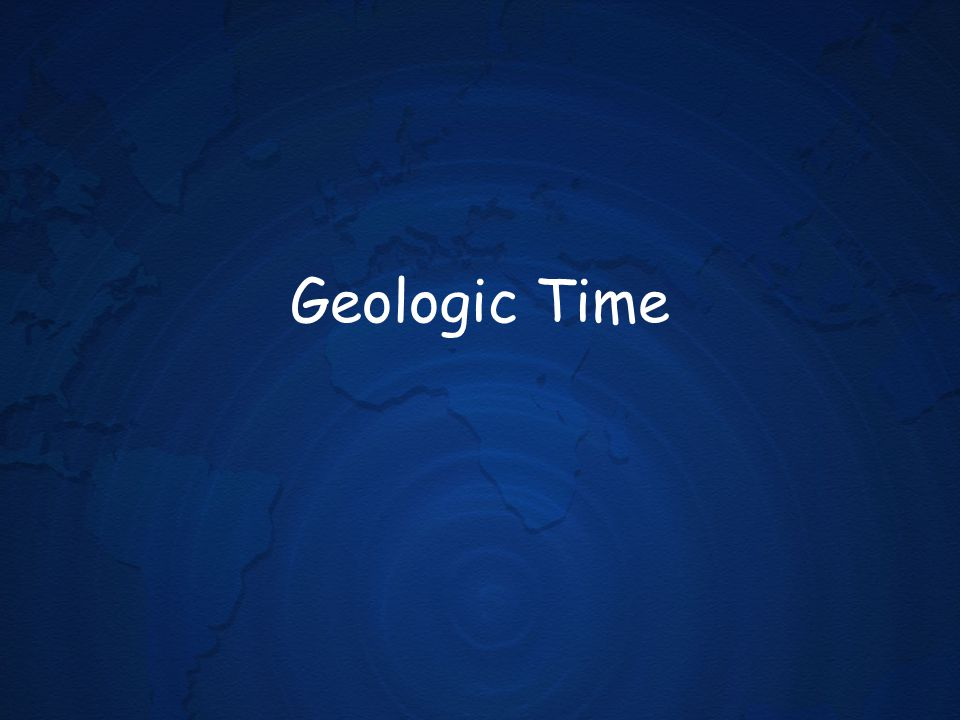 Introduction Nearly 4.6 billion years have passed since Earths formation.