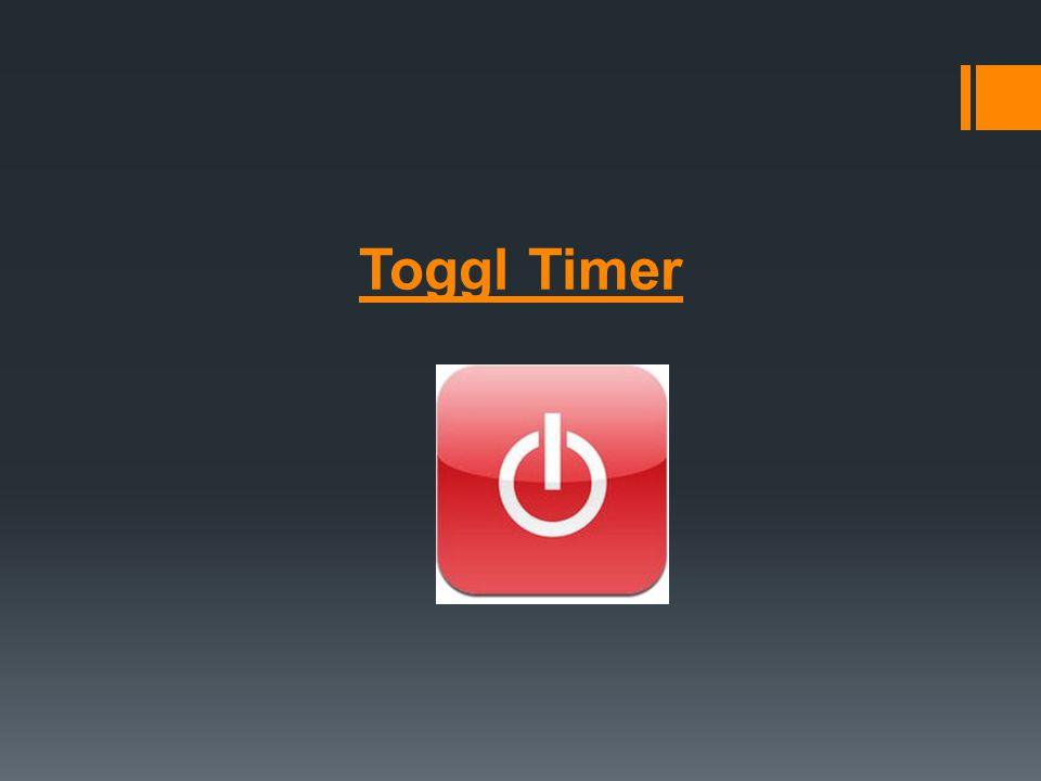 Toggl Timer