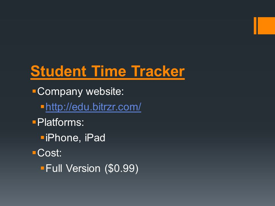 Company website: http://edu.bitrzr.com/ Platforms: iPhone, iPad Cost: Full Version ($0.99)