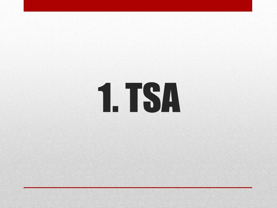 1. TSA
