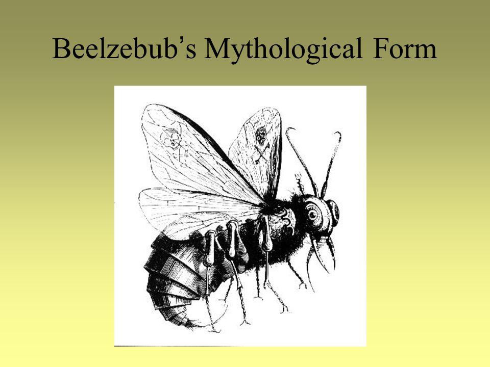 Beelzebub s Mythological Form