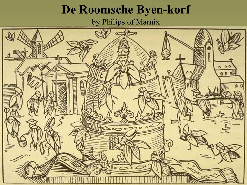 De Roomsche Byen-korf by Philips of Marnix