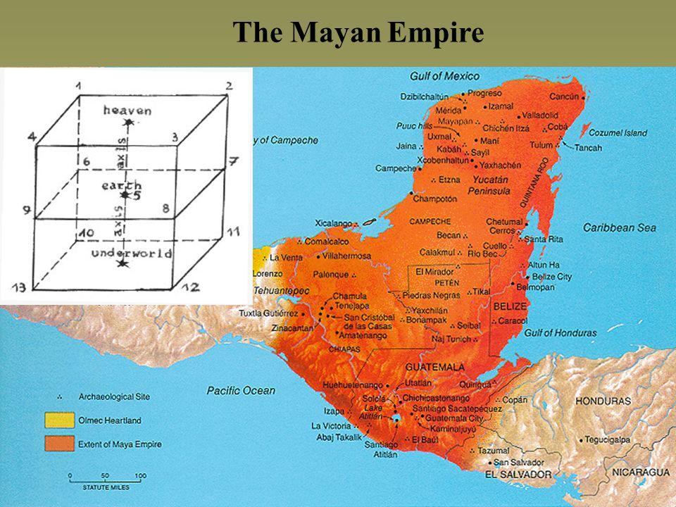 The Mayan Empire