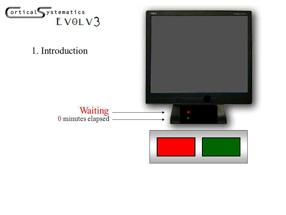 2 1. Introduction Waiting 0 minutes elapsed