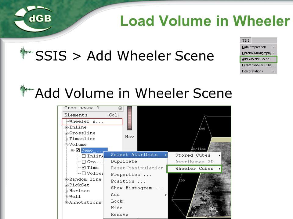 Load Volume in Wheeler SSIS > Add Wheeler Scene Add Volume in Wheeler Scene