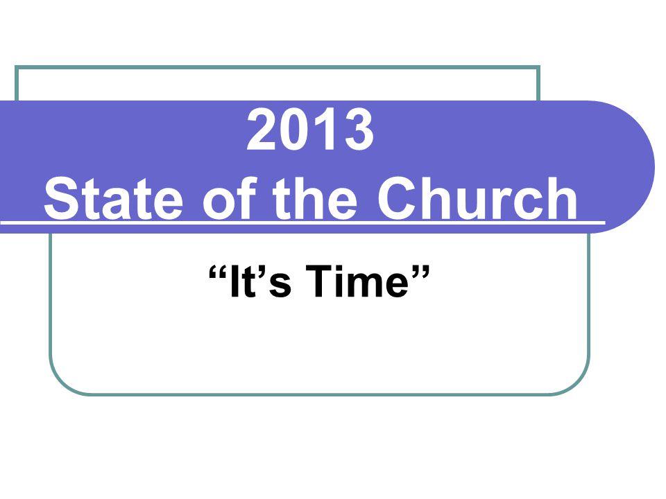 Its Time to Glorify 2011 SS 272 2012 SS 285 2011 Membership 607 2012 Membership 647