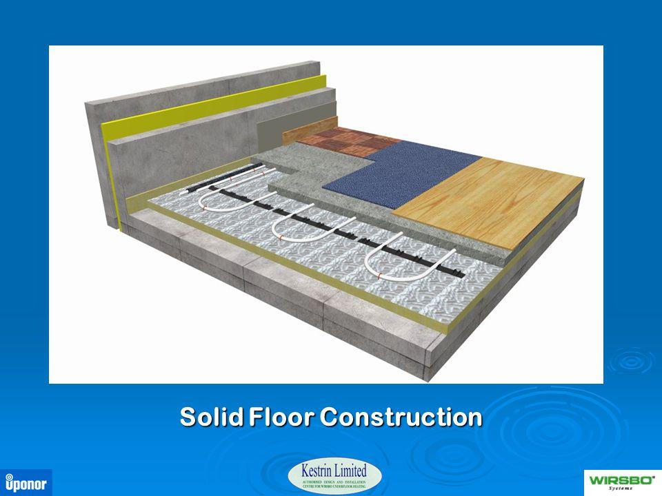 Solid Floor Construction