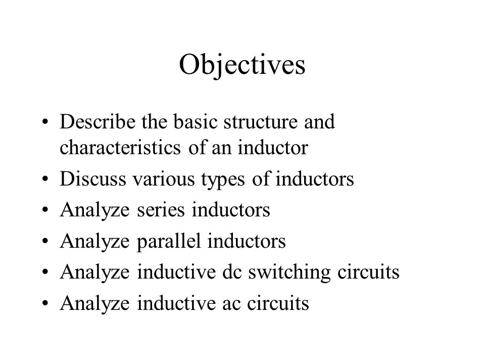 Reactive Power The rate at which an inductor stores or returns power is called its reactive power (P r ), with units of VAR (volt-ampere reactive) The reactive power is a nonzero quantity, because at any instant in time, the inductor is actually taking energy from the source or returning energy to it P r = V rms I rms or P r = V 2 rms /X L or P r = I 2 rms X L